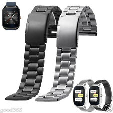 New Stainless Steel Strap Quick Release Watch Band Bracelet For ASUS ZenWatch 2