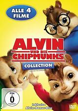 Alvin und die Chipmunks 1-4 Collection