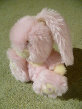 Keel Toys Plush - PATCHFOOT BUNNY RABBIT Soft Toy PINK 18cm Baby Girl Toy