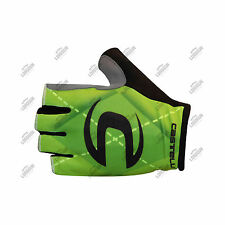 GUANTI CASTELLI TEAM CANNONDALE 2016 ESTIVI SUMMER GLOVES CICLISMO CYCLING