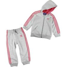 ADIDAS ORIGINALS enfants Jogger survêtement sport costume à capuche pantalon