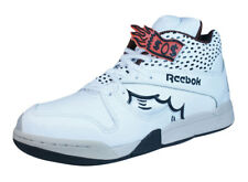 Reebok Court Victory Pump KH Mens Leather Hi Top Trainers - White