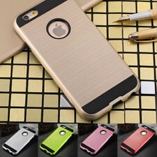Strong Durable Slim Armor Shock Proof Case Cover for Apple iphone 5 6 6 Plus SE