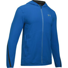 Under Armour HeatGear Fitted Run True SW Jacket Herren Jacke blue 1289388-789 HG