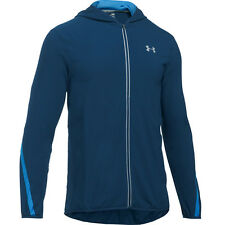 Under Armour HeatGear Fitted Run True SW Jacket Herren Jacke blue 1289388-997 HG