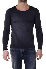 I'M C Couture Sweater Pullover -50% Herren MADE IN ITALY Grau 4314001-