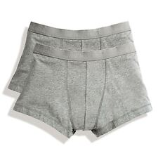 Hombre Fruit of the Loom Clásico Culotte Ropa interior Pack 2 Bóxers