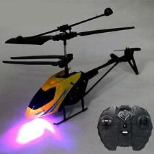 Mini Remote Control RC Helicopter Control 2Channels drone Aircraft Helicopter PI