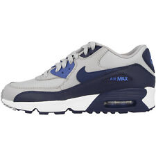 Nike Air Max 90 Leather GS Schuhe grey Sneaker 833412-009 Skyline Command BW 97