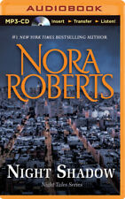 Night Tales: Night Shadow 2 by Nora Roberts (2015, MP3 CD, Unabridged)