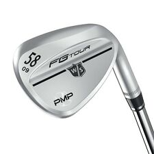 Wilson Staff Golf 2017 FG Tour PMP Wedge (Frosted Chrome)