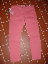 stylische Boyfriend Pants Jeans Lise Antifit Pant Bubblegum Pink NEW L32
