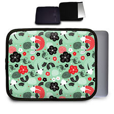 Koi Carp Asian Fish Neoprene Case for Tablet Netbook Macbook Air - Sleeve Pouch