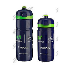 BORRACCIA ELITE CORSA TEAM MOVISTAR 2015 BICI BICICLETTA BIKE BOTTLE