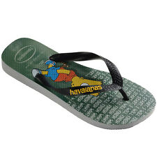 Havaianas La Simpsons tongs sandales tongs Ice Gris 4137889.3498