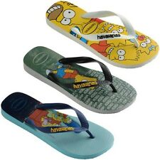 Havaianas Simpsons tongs sandales tongs 4137889 Homer Barbe marge