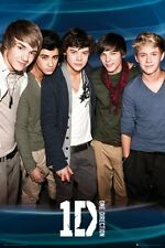 New One Direction Zayn, Louis, Harry, Liam and Niall 1D Poster