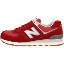 New Balance ML 574 HRT Schuhe red grey ML574HRT Sneaker rot grau 373 MRL 996 U