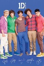 New One Direction Boy Band Perfect 1D Poster