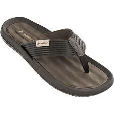 Rider Dunas (VI) Ad push-toe Sandals Bath Slippers Brown 81081-8743 Toe Post