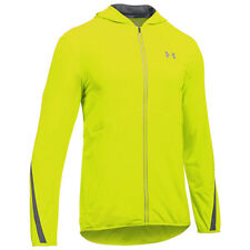Under Armour HeatGear Fitted Run True SW Jacket Herren Jacke 1289388-705 HG