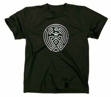 Westworld The Maze Laberinto Logo Símbolo Sign Camiseta Camisa De La Fan Fan