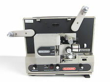 vtg BELL & HOWELL 1742 Filmosonic Projector Super 8 w/ Sound Mix/Record 2 Speed