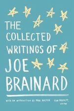The Collected Writings of Joe Brainard by Hardcover Book (English)