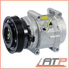 COMPRESSOR AIR CONDITIONING CON PUMP AC A/C NEW 32009187