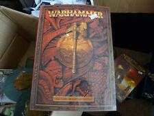 Older Warhammer Rules & Fantasy Roleplay books