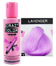 CRAZY COLOR Renbow Tinte de pelo 100ml. choose your color Pack de 2 OR 4