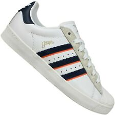 ADIDAS ORIGINALS SUPERSTAR II alltimers aq8704 SCARPE SNEAKER PLAYER BIANCO BLU