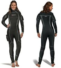 Mares Flexa-Therm LADIES 6 mm Scuba Divers Semi Dry Wet-suit with Flex Dry Zip