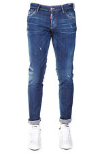 Jeans Dsquared Jeans % Made In Italy Uomo Denim S74LB0131S30342470-