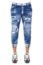 Jeans Dsquared Jeans % Made In Italy Uomo Denim S71LB0270S30342470-