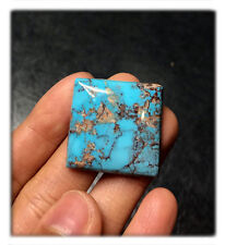 45.5 carats Natural Bisbee Turquoise Cabochon