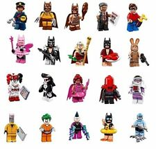 Warner fratelli DC Figure Mini Batman Film Mini Su misura Personaggi Adatto Lego