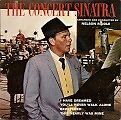 """Frank Sinatra Session With Sinatra UK 45 7"""" EP +Picture Sleeve"""