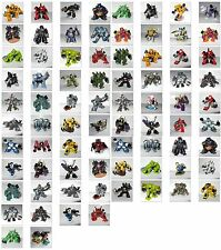 Transformers Robot Heroes Toy Figures Autobots & Decepticons G1 Beast Wars Movie
