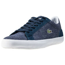 Lacoste Lerond 217 1 Mens Trainers Navy New Shoes