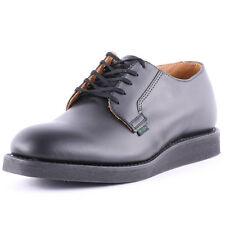 Red Wing Postman Oxford Mens Boots Black New Shoes