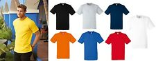 Fruit of the Loom F182 Heavy Cotton T-Shirt Herren 10er Pack S-M-L-XL-XXL-3XL