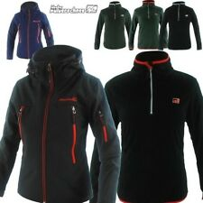 idealer Pulverschnee Giacca Softshell Pullover Pile Outdoor pile funzione donna