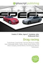 Drag racing | Frederic P. Miller |  9786130085018