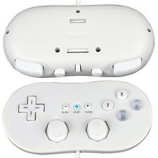 1*Classic Console Remote Game Controller Gamepad Joypad for Nintendo Wii Parts