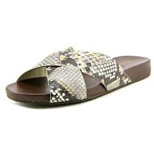 Michael Michael Kors Somerly Slide Piel Sandalia  8075