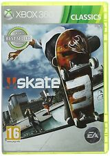 Skate 3 Game for XBox 360 Backward Compatible with XBox One BRAND NEW SEALED