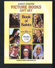 Book of Saints Gift Set (Books 1-12) by Lawerence G. Lovasik Paperback Book (Eng