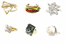 Katy Perry Prism Collection Ltd Edition Statement Rings Different styles