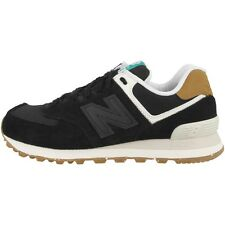 NEW BALANCE WL 574 SEC Scarpe Donna Black Powder Sneaker donna ML 410 wl574sec